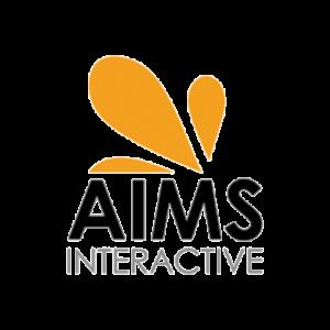 AIMS interactive logo