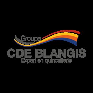 CDE Blangis logo